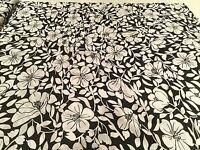 Cotton Sateen Fabric 140cm Wide - Sold Per Half Metre