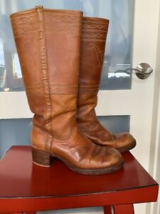 Vintage Frye boots 8.5 womens