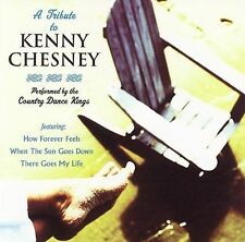 FREE US SHIP. on ANY 2 CDs! NEW CD Country Dance Kings: Tribute to Kenny Chesney