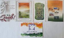Hindu Festival Design White Envelopes 10 Assorted Diwali Cards Celebration new