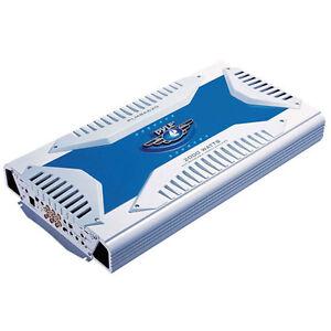 Pyle PLMRA620 6 Channel 2000 Watt Marine Amplifier