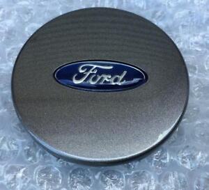 1x Ford Falcon BF Mk2 Rebel Ripcurl XR6 XR8 alloy wheel rim CENTER CAP - GREY