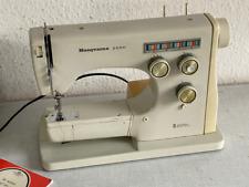Husqvarne 6020 Nähmaschine mit Koffer und Anleitung