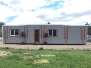 transportable building, portable granny flat, demountable cabin, tiny house