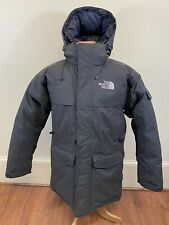 Men's The North Face Goose Down Hyvent Heavy Hooded Coat Jacket Parka Size Small