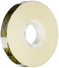 3M 0.5inch x 60 Yd Scotch 908 Acid Free ATG Gold Transfer Tape, longer reel!