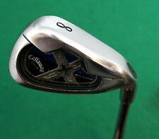 Callaway X 18 Pro Series 8 Iron True Temper Stiff Steel Shaft Golf Pride Grip