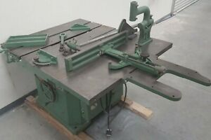 Northfield #4 Table Saw with accessories as shown. Made in USA