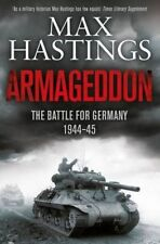 Armageddon: The Battle for Germany 1944-45-ExLibrary