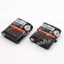 US 2x Battery Packs Motorola TalkAbout 2/Two Way Radio Walkie Talkie US STOCK