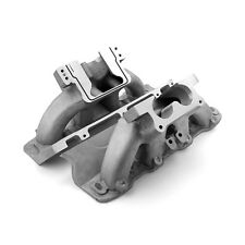 Ford 302 351C Cleveland 3V (4V w/Tongues) Fusion High Rise Intake Manifold Satin