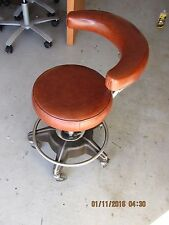 Medical Stool with Adjustable Arm