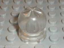 LEGO Clear Tile Round with Globe ref 30106  Set 6087 6097 5804 5808 4709 6037...