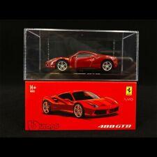 Ferrari 488 GTB Rouge Signature 1/43 Bburago 36904