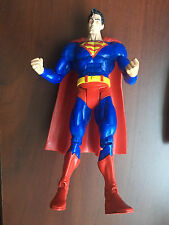 DC UNIVERSE CLASSICS HEAT VISION SUPERMAN from Clash in the Cosmos set Loose