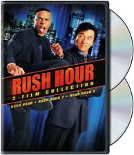 Rush Hour 1-3 Triple Feature [New Dvd] Eco Amaray Case
