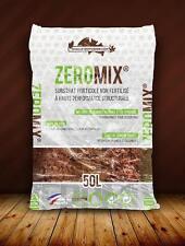 Terreau horticole professionnel ZEROMIX - tourbes de sphaigne,coco,argile - 50 L