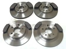 VAUXHALL ASTRA J MK6 1.7 2.0 CDTi FRONT & REAR BRAKE DISCS AND PADS (CHECK SIZE)