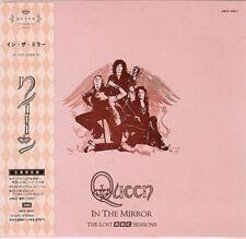 QUEEN IN THE MIRROR BBC SESSIONS CD MINI LP OBI   USA SELLER!!!