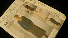 McCalls 9564 3 hour dress & jacket size E 14-18 Women's Day collection pattern
