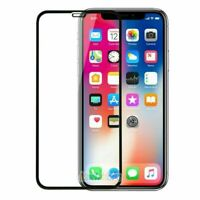 Tempered Glass Screen Protector Edge to Edge 3-PK For iPhone X XS 11 12 Pro/MAX