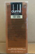 DUNHILL LONDON FOR MEN Eau De Toilette Natural Spray 3.4 fl. oz. /100mLe
