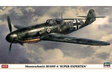 HASEGAWA 07379 1/48 Messerschmitt BF109F-4 Super Experten Limited Edition