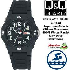 AUSSIE SELER GENTS WATCH DIVERS CITIZEN MADE A176J004 100M RRP$129.00 WARRANTY
