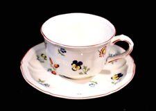 Villeroy Boch Petite Fleur Cup And Saucer