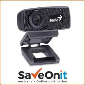 Genius Facecam 1000X webcam HD720 Mic USB