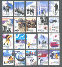 Australian Antarctic Territory-Exploration Set Fine Used cto-132/151 (2001)