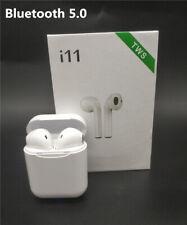 I11 TWS Wireless Bluetooth 5.0 Earphones Earpiece Mini Earbuds Headsets with Mic