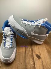 "Nike Zoom Kobe 1 Protro ""MPLS"" Wolf Grey/White size 11 AQ2728-001 RARE"