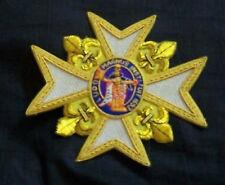 France Catholic Royal Order Saint Louis Officer Merit Bullion Star Award Orden