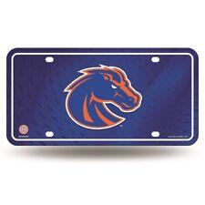 Boise State Broncos Logo NCAA 12x6 Auto Metal License Plate Tag CAR TRUCK