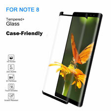 100% Genuine Tempered Glass LCD Screen Protector Film For Samsung Galaxy Note 8