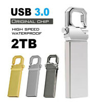 High Speed USB 3.0 Flash Drive 2TB U Disk External Storage Memory S n mpia