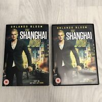 The Shanghai Job - (DVD) Includes Slipcover, Great Condition Disc