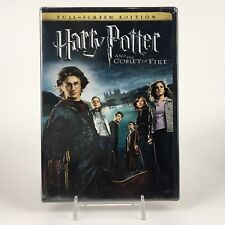 Harry Potter and the Goblet of Fire (DVD, 2006, Full Frame) NEW - A10