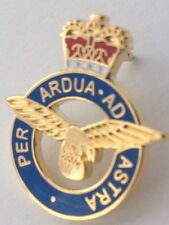 royal air force lapel badge raf airforce British Armed Forces Military a