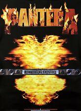 Pantera 2000 Reinventing The Steel Original Promo Poster Iii