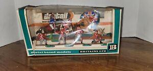 Britains Ltd Deetail Metal Based Models No 7945 British Waterloo