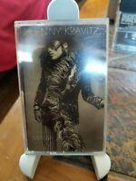 "Lenny Kravitz Cassette ""Mama Said"" - Orig VG+, Rare OOP"