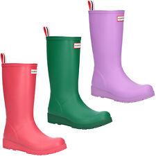 Hunter Original Tall Play Wellington Boots Waterproof Lightweight Womens Wellies