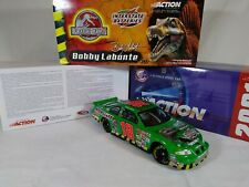 Action 1:24 Bobby Labonte Jurassic Park 3 Interstate Batteries