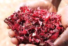 Rosella Herbal Tea  - 1 x 💯g Bag loose dried Calyces (Flowers)