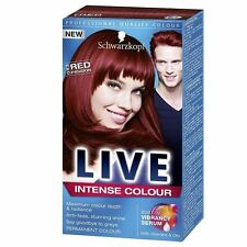 Schwarzkopf Live Colour XXL 43 Red Passion X2