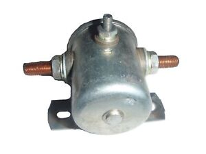 NOS MADE IN USA Starter Motor Solenoid Switch 1951-1955 Hudson 51 52 53 54 55