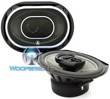 "JL AUDIO C2-690TX CAR 6""x9"" 3-WAY SILK DOME TWEETERS 4 OHM COAXIAL SPEAKERS NEW"