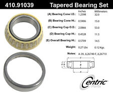 Wheel Bearing and Race Set-FWD Centric 410.91039E